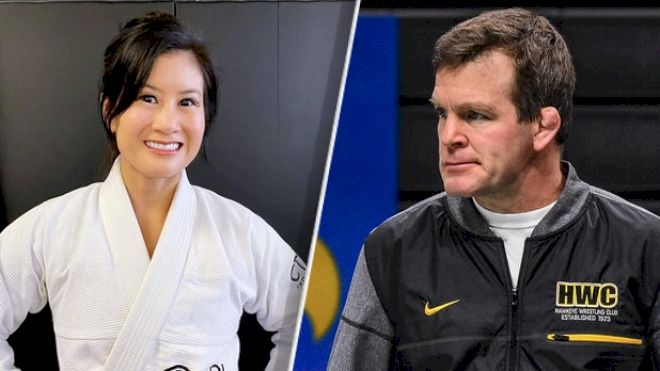 Jenny Wong Reflects On The Day She Trained With Terry Brands