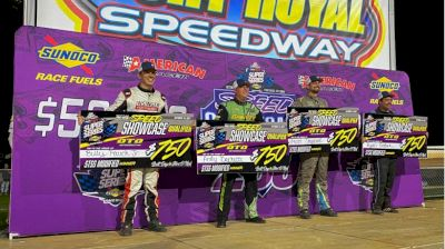 Qualifying Night Sets The Stage For Speed Showcase 200