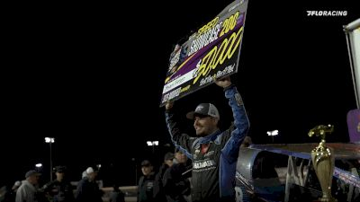 Stewart Friesen Claims Another $50,000 Check At Port Royal