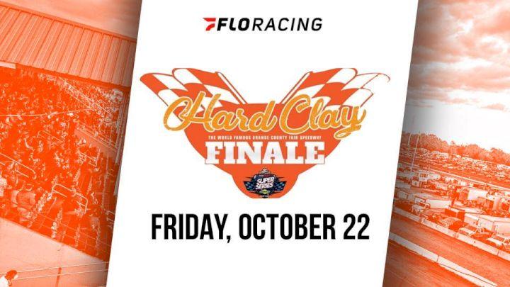 Hard Clay Finale at Orange County Fair