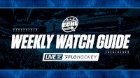 12/27-1/2 ECHL Watch Guide