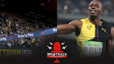 Usain Bolt Calls Out USA For Not Caring About Track & Field