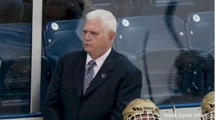 FloHockey Sits Down With Notre Dame Coach Jeff Jackson