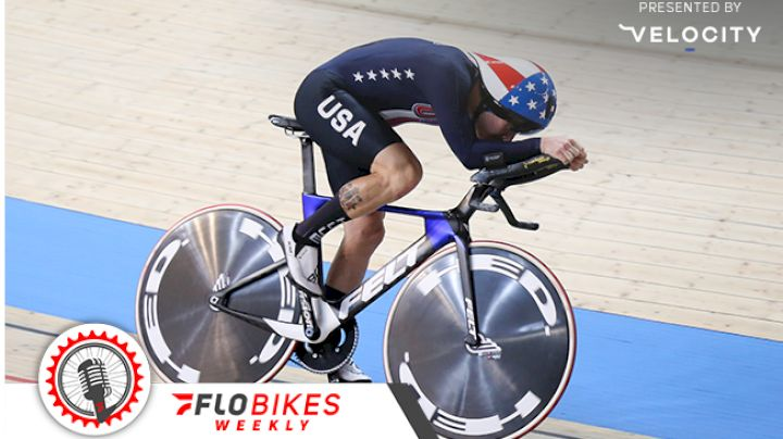 Records Are Meant To Be Broken At The 2021 UCI Track Worlds