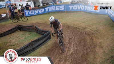 USA Cyclocross Brought Out Three Seasons Of Weather To Kick Off The 2021 UCI Cyclocross World Cup