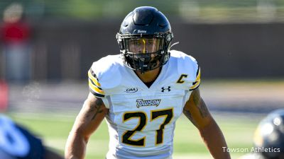 Small-Town Star S.J. Brown Living The Dream At Towson