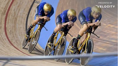 Replay: 2021 UCI Track World Championships - Day 1