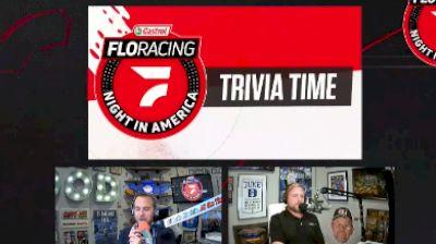 Studio Trivia | Castrol FloRacing Night in America at Volunteer