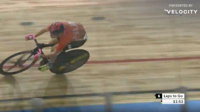 2021 UCI Track Cycling World Championship - Women's Scratch Race - Final 6 Laps