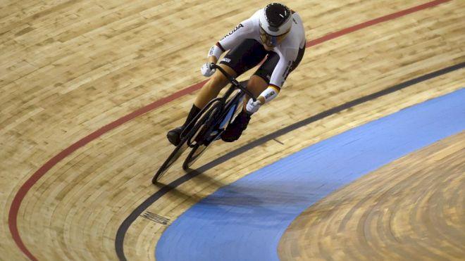 Germany Set New Women's Team Sprint Record As Dutch Win Men's World Title