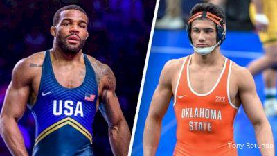 Jordan Burroughs' Tweet + Knox vs Bassett | FloWrestling Radio Live (Ep. 711)