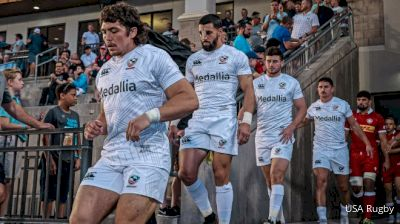 USA Men's Eagles Announce Roster To Face All Blacks At FedEx Field