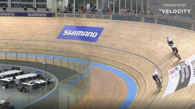 Replay: 2021 UCI Track World Championships - Day 2