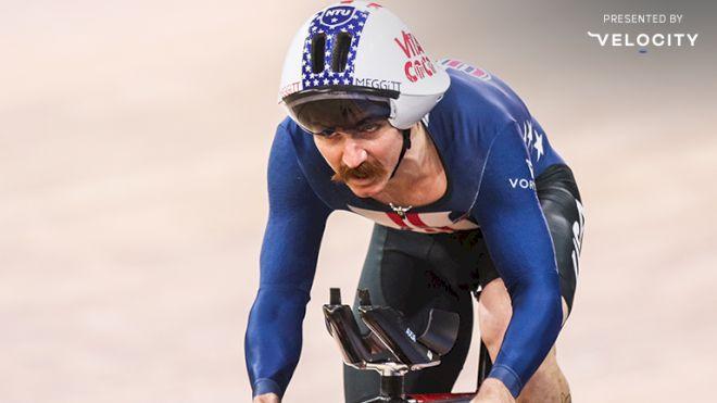 American Ashton Lambie Wins Gold In The Men's Pursuit