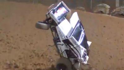 Scott Bogucki Catches Wall And Flips at I-30