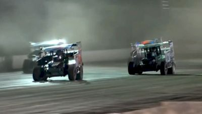 Feature Replay | STSS Hard Clay Finale at Orange County Fair Speedway