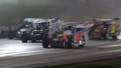 Highlights | STSS Hard Clay Finale at Orange County Fair Speedway