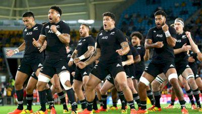 New Zealand All Blacks Set Roster Against USA Eagles