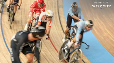 Lavreysen The King Of The Roubaix Track