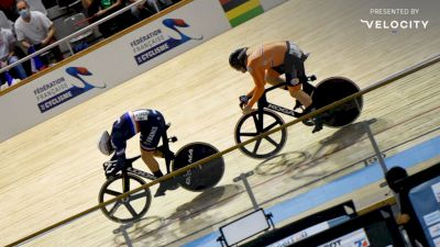 Fast! The Men's Sprint Final - 2021 UCI Track World Championships