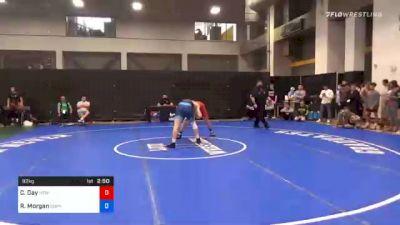 92 kg Prelims - Cory Day, New York vs Rowan Morgan, Gopher Wrestling Club - RTC