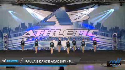 Paula's Dance Academy - PDA All Star Dance Team [2021 Senior - Pom Day 1] 2021 Athletic Championships: Chattanooga DI & DII
