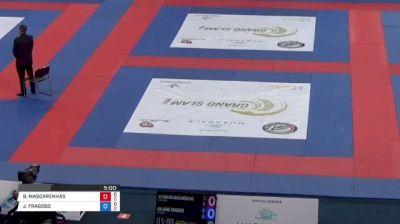 LUIZ NEVES vs RUAN OLIVIEIRA Abu Dhabi Grand Slam Rio de Janeiro