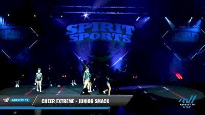 Cheer Extreme - Junior Smack [2021 L4 - U17 Coed Day 2] 2021 Spirit Sports: Battle at the Beach