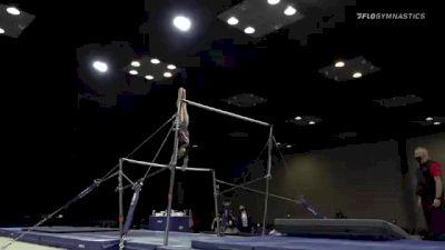 Joscelyn Roberson - Bars, NE Texas Elite - 2021 Winter Cup & Elite Team Cup