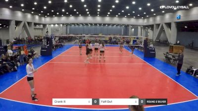 Crank It vs FaR Out - 2019 JVA Buckeye Battle, 17s Round 2 Silver