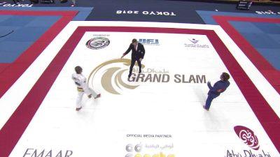 Daisuke Nakamura vs Sanghyun Lee 2018 Abu Dhabi Grand Slam Tokyo