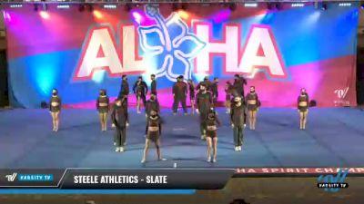 Steele Athletics - Slate [2021 L7 International Open Coed - Large Day 2] 2021 Aloha DI & DII Championships