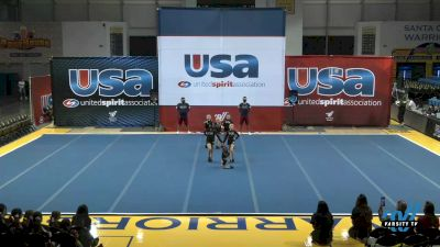 TCElite - Rubies [2021 L1 Performance Recreation - 10 and Younger (NON) Day 1] 2021 USA Reach the Beach Spirit Competition