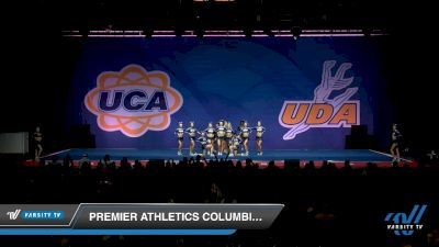 Premier Athletics Columbia - Blackout [2019 Senior 5 Day 2] 2019 UCA Smoky Mountain Championship