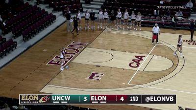 Replay: UNCW vs Elon | Oct 16 @ 4 PM
