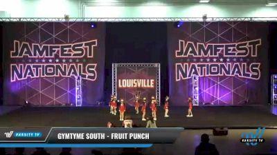 GymTyme South - Fruit Punch [2021 L1 Tiny Day 2] 2021 JAMfest: Louisville Championship