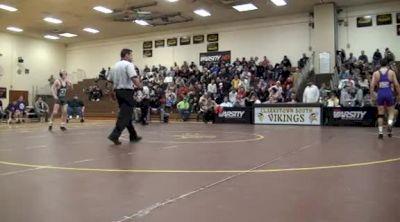 120 lbs match Mike Magaldo NJ vs. Sean McCabe NY