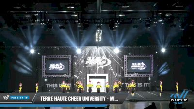 Terre Haute Cheer University - MIGHTY DUCKS [2021 L1 Junior - Small Day 1] 2021 The U.S. Finals: Louisville