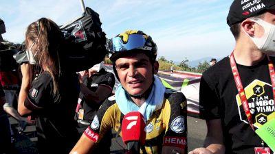 Sepp Kuss: 'The Team Was Really Good'  Stage 14 - 2021 Vuelta A España