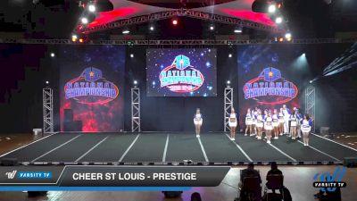Cheer St Louis - Prestige [2019 International Open - NT - Coed 6 Day 2] 2019 America's Best National Championship