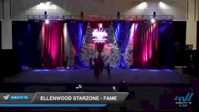 Ellenwood Starzone - Fame [2021 L3 Junior - D2 - Small Day 1] 2021 The American Royale DI & DII