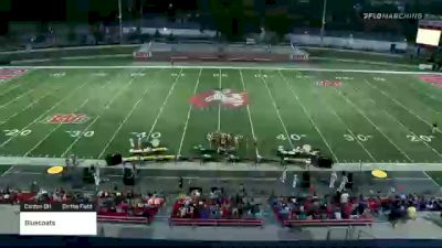 """Bluecoats """"Canton OH"""" at 2021 DCI Celebration - Marion"""