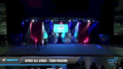 Spirit All Stars - Team Pass10n [2021 L2 Junior - D2 - Small Day 2] 2021 The American Gateway DI & DII