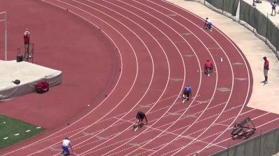 Boys' 400m, Heat 1