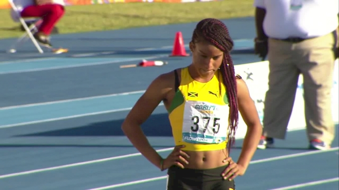 Briana Williams Pulls Off 100m/200m Sweep