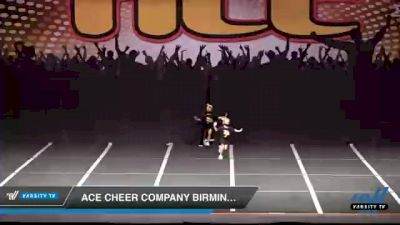 ACE Cheer Company Birmingham - Cahabas [2020 L1 Youth Small Novice] 2020 ACE Cheer Company Showcase