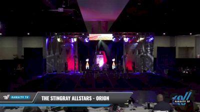 The Stingray Allstars - Orion [2021 L3 Junior - Small Day 2] 2021 Queen of the Nile: Richmond