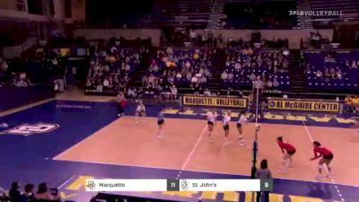 Marquette vs St. John's - 2021 St. John's vs Marquette - Women's