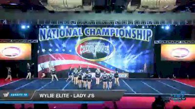 Wylie Elite - Lady J's [2021 L3 - U17 Day 3] 2021 ACP Southern National Championship