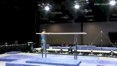 Cameron Lee - Parallel Bars, WOGA - 2021 Winter Cup & Elite Team Cup